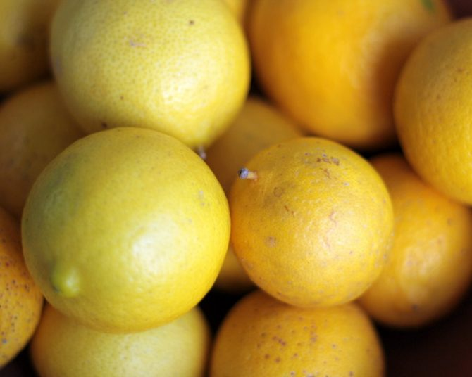 When life gives you lemons…