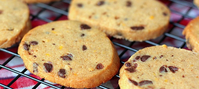 Spiced Aztec Cookies