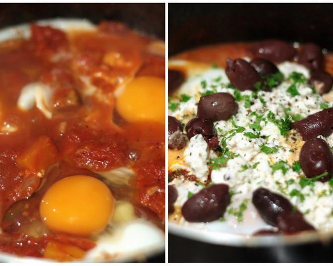Shakshuka (Egg in Tomato Sauce)