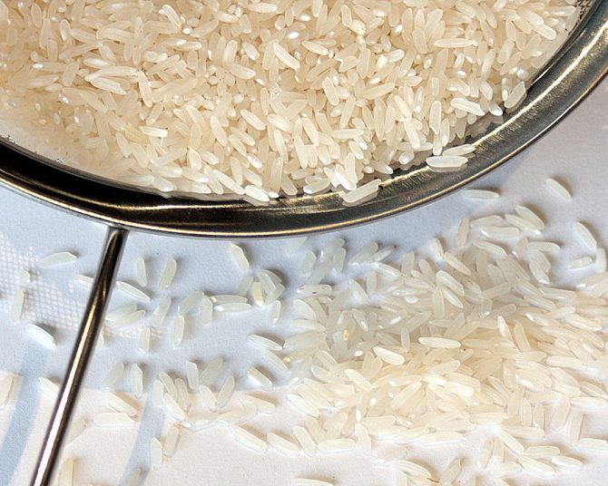 The Joy of Steamed Rice