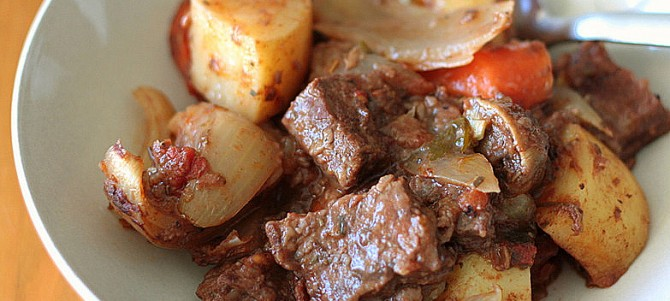 Baked Beef Stew