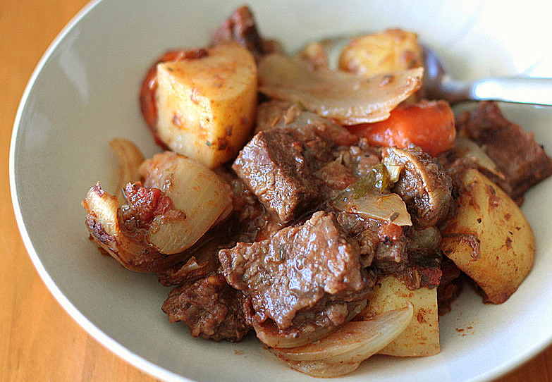 Baked Beef Stew – The Three Cheeses Blog