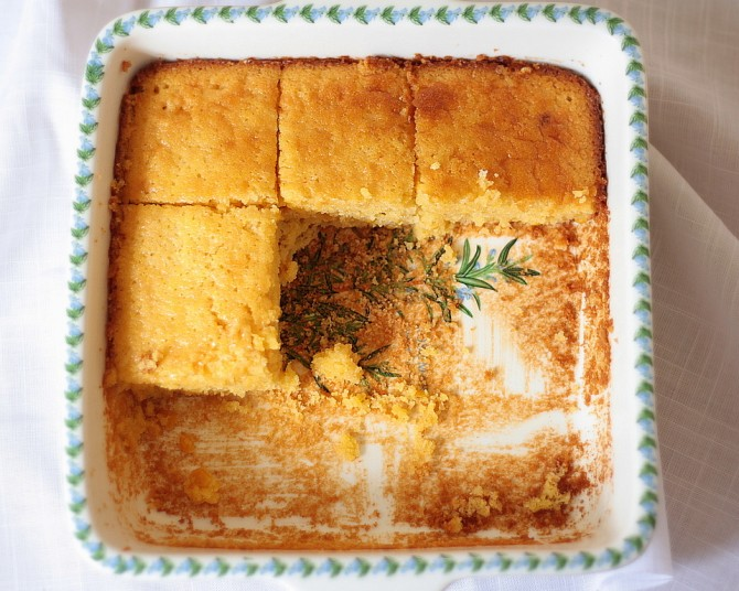 Mom's Cornbread