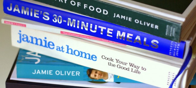 Jamie Oliver recipe round-up!