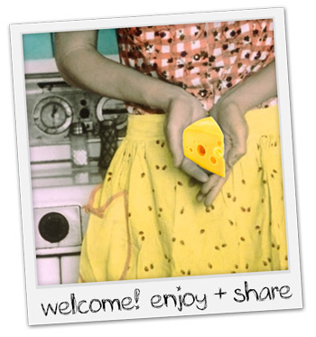 Polaroid Welcome